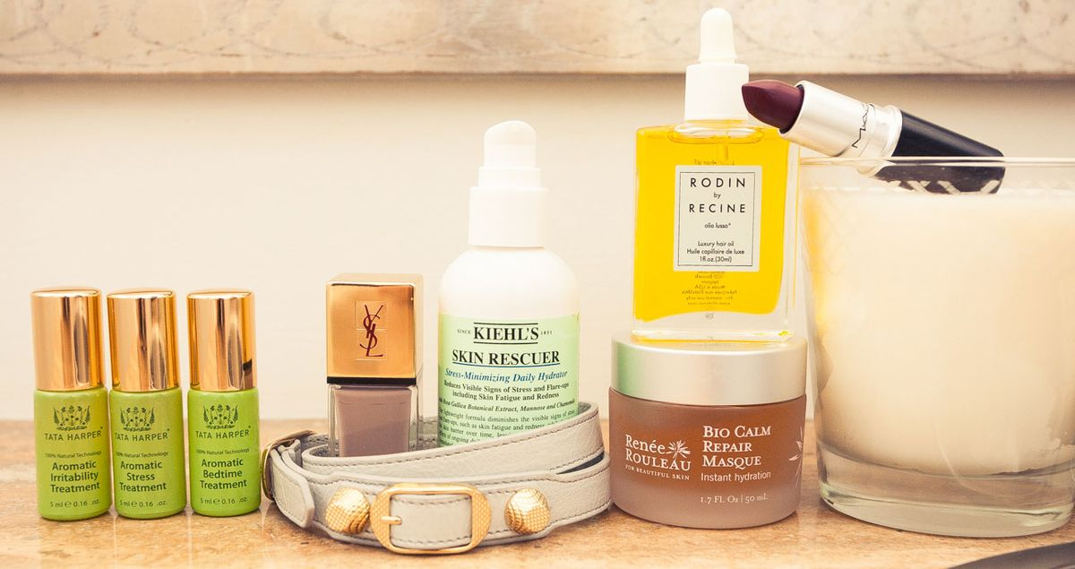 Never Travel Without These 7 Beauty Products
