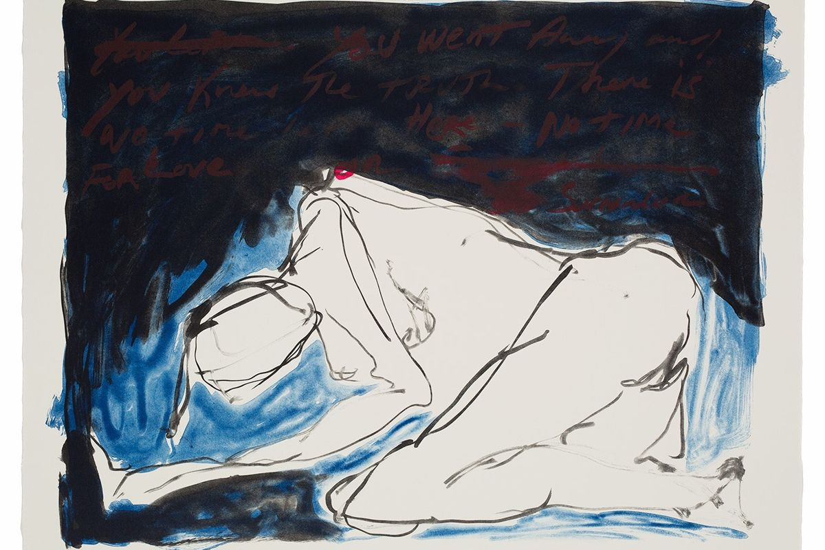 tracey emin no time for love 2020