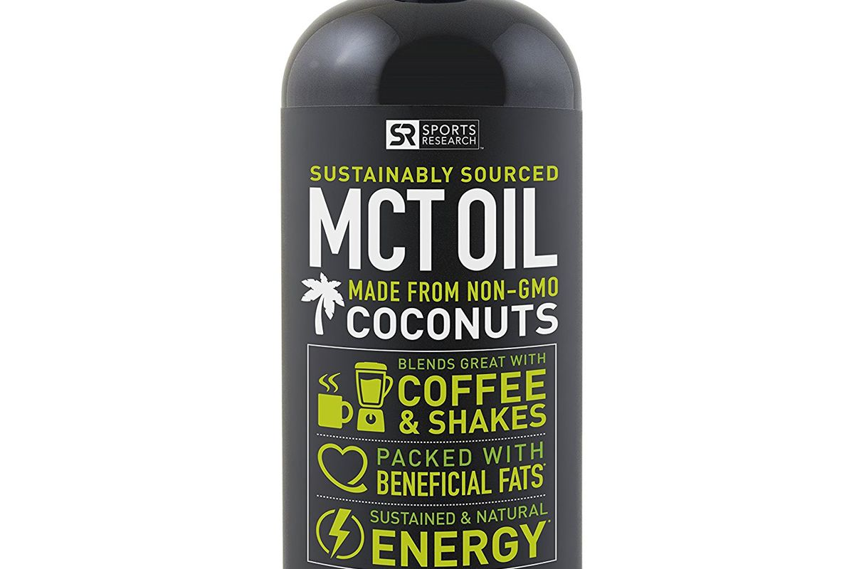 Sustainably Sourced MCT Oil
