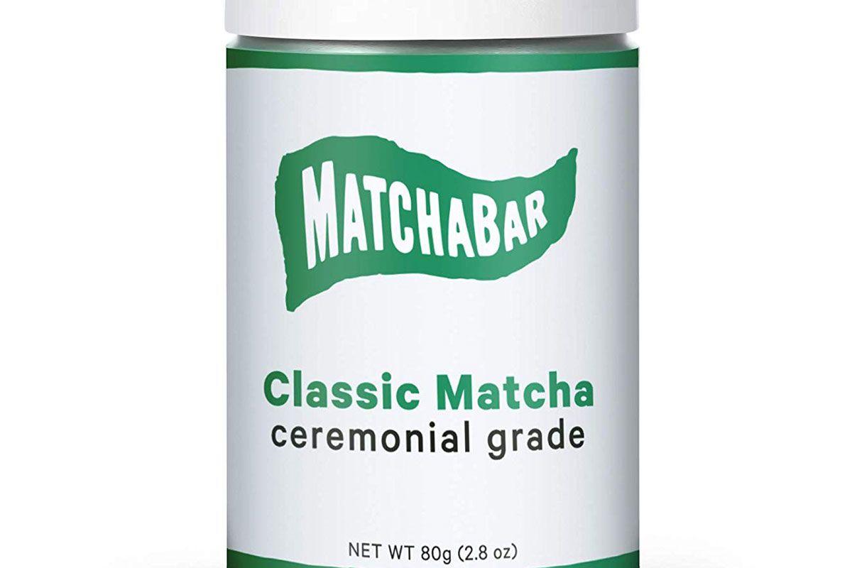 matchabar premium ceremonial matcha green tea powder