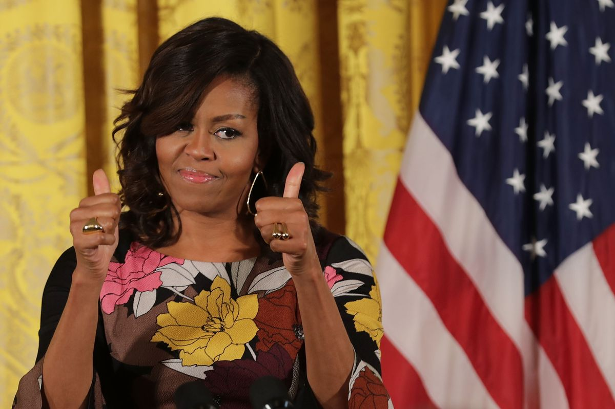 These Editors Have Something to Say to Michelle Obama