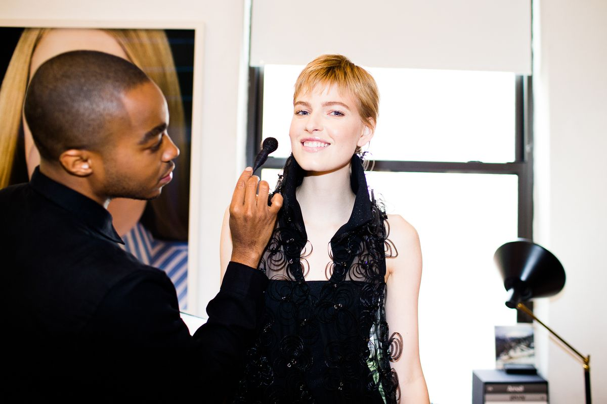Getting Met Gala Ready with Louise Parker