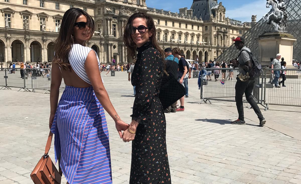 Priyanka Chopra's Stylist Is A Paris Fashion Week Pro