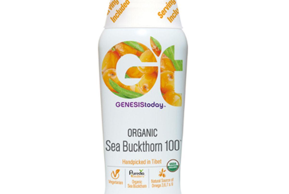 Organic Sea Buckthorn 100 Juice