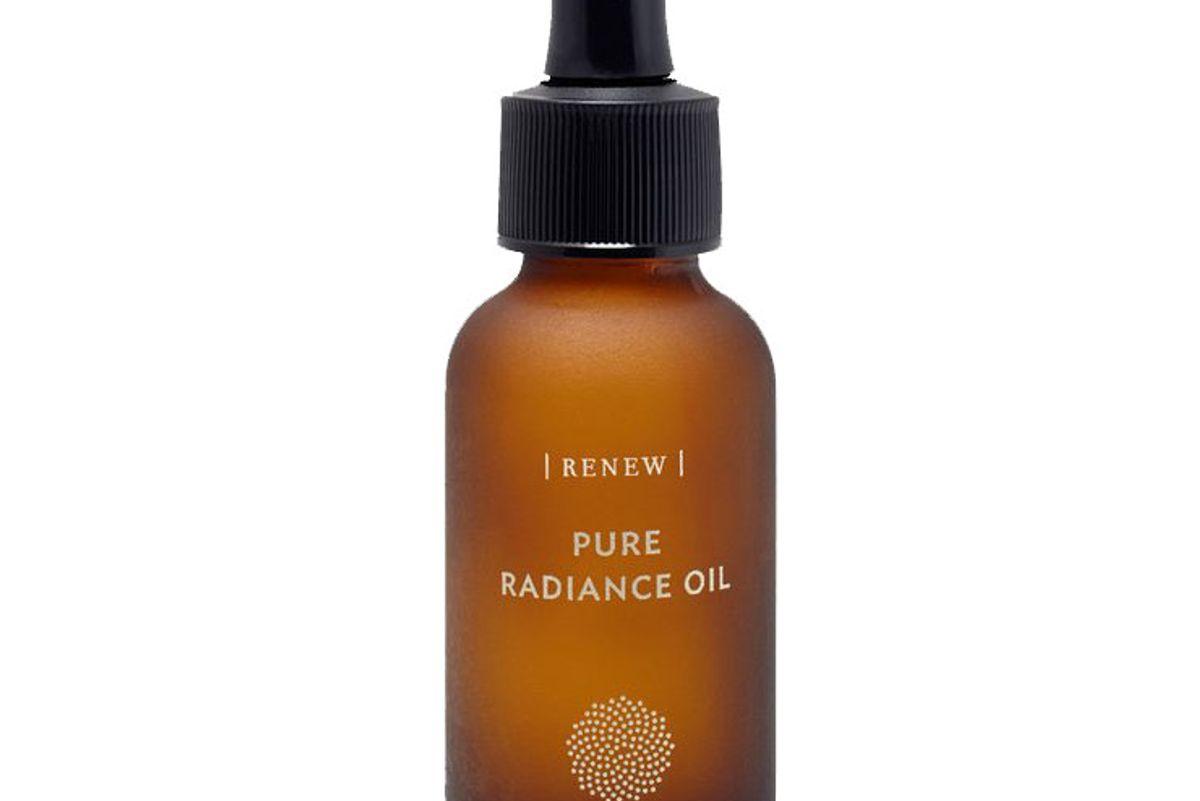 true botancials renew pure radiance oil
