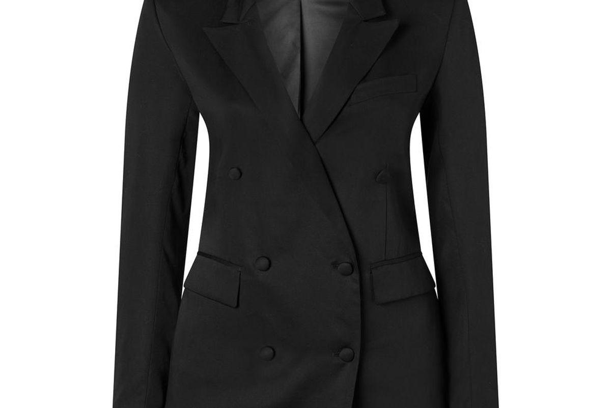 rta clark oversized double breasted blazer