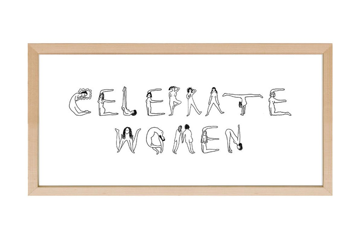 """Celebrate Women"""