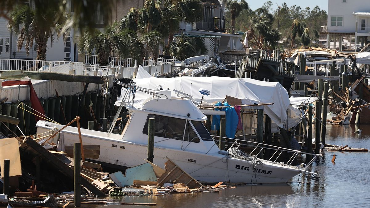 how to help hurricane michael victims