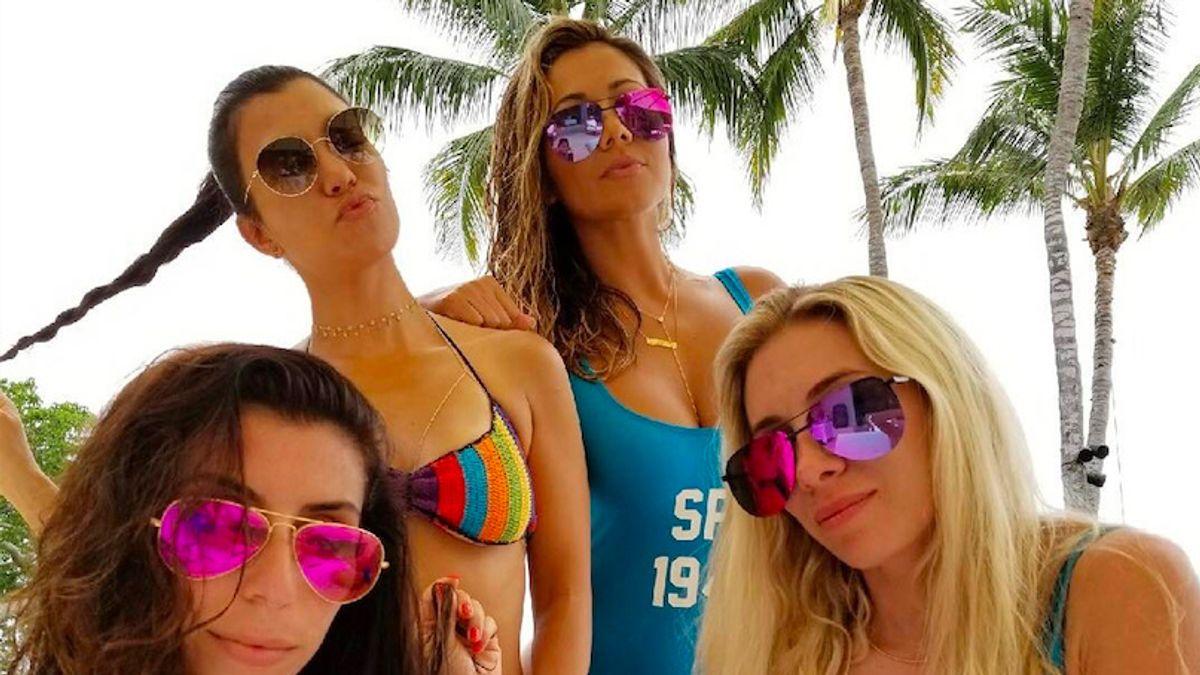 The *Other* Bathing Suit Trend Kourtney Kardashian's a Fan Of