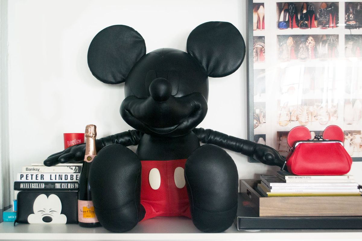 Mickey Mouse Gets A Wardrobe Update