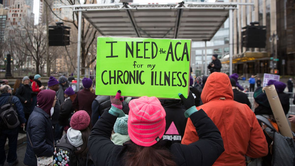 I Have A Chronic Illness And A Repeal Of The Affordable Care Act Terrifies Me