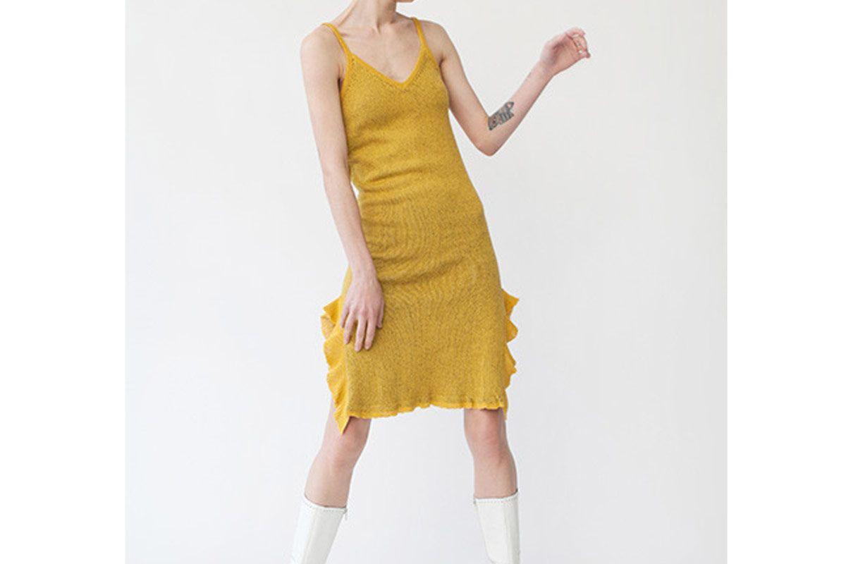 Cami Ruffle Dress