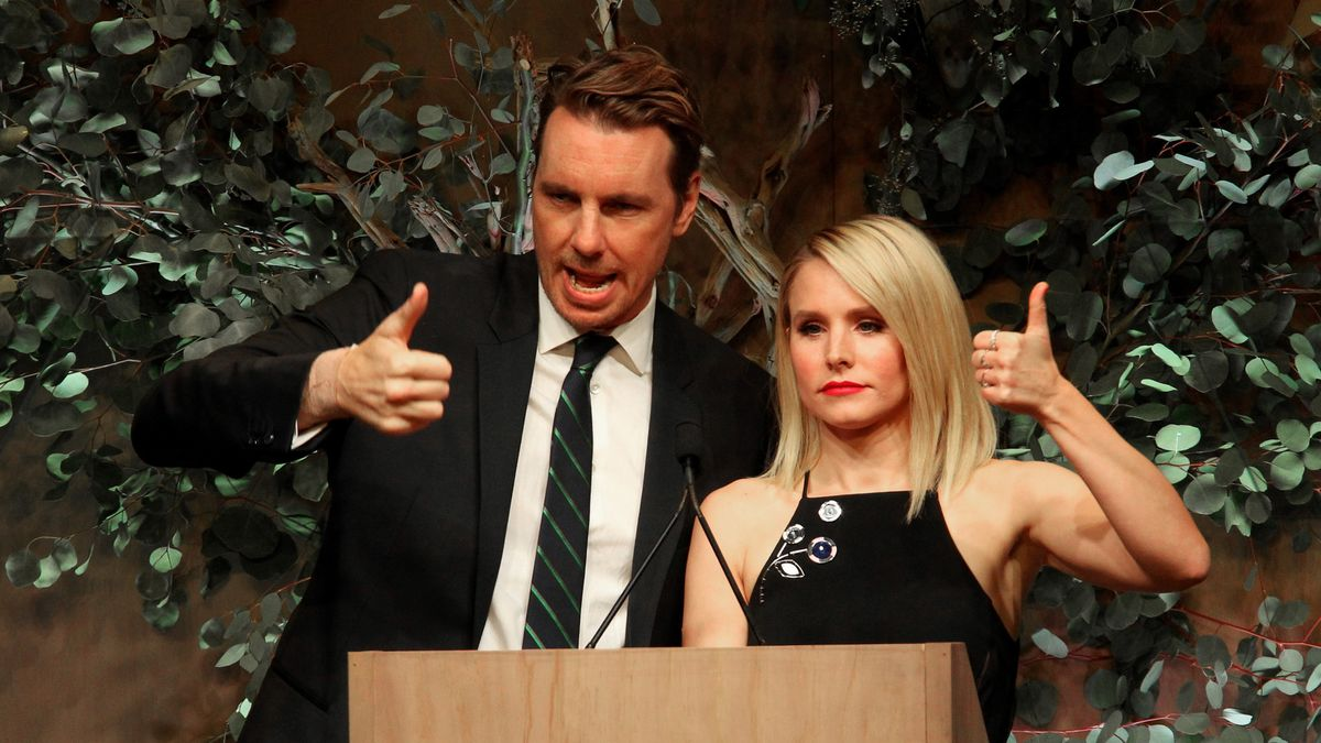 Excited for Game of Thrones? Kristen Bell and Dax Shepard Might Have You Beat