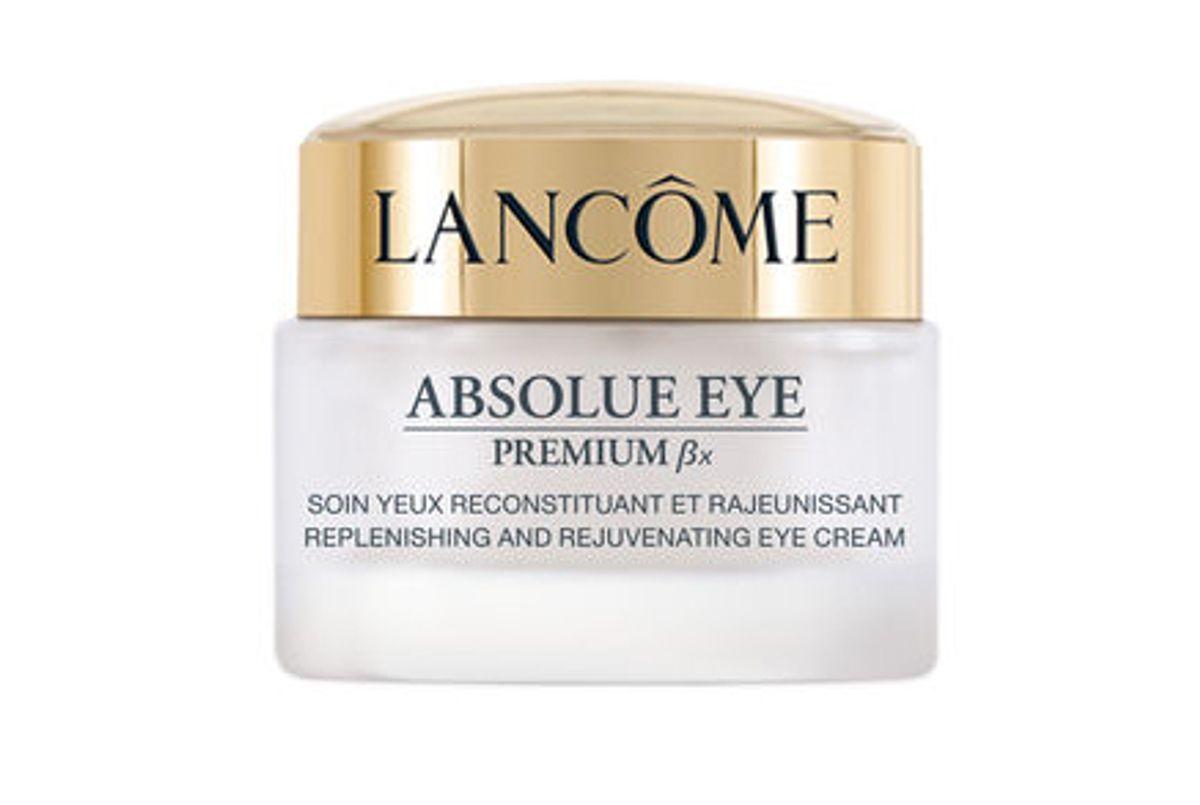 lancome absolute eye premium