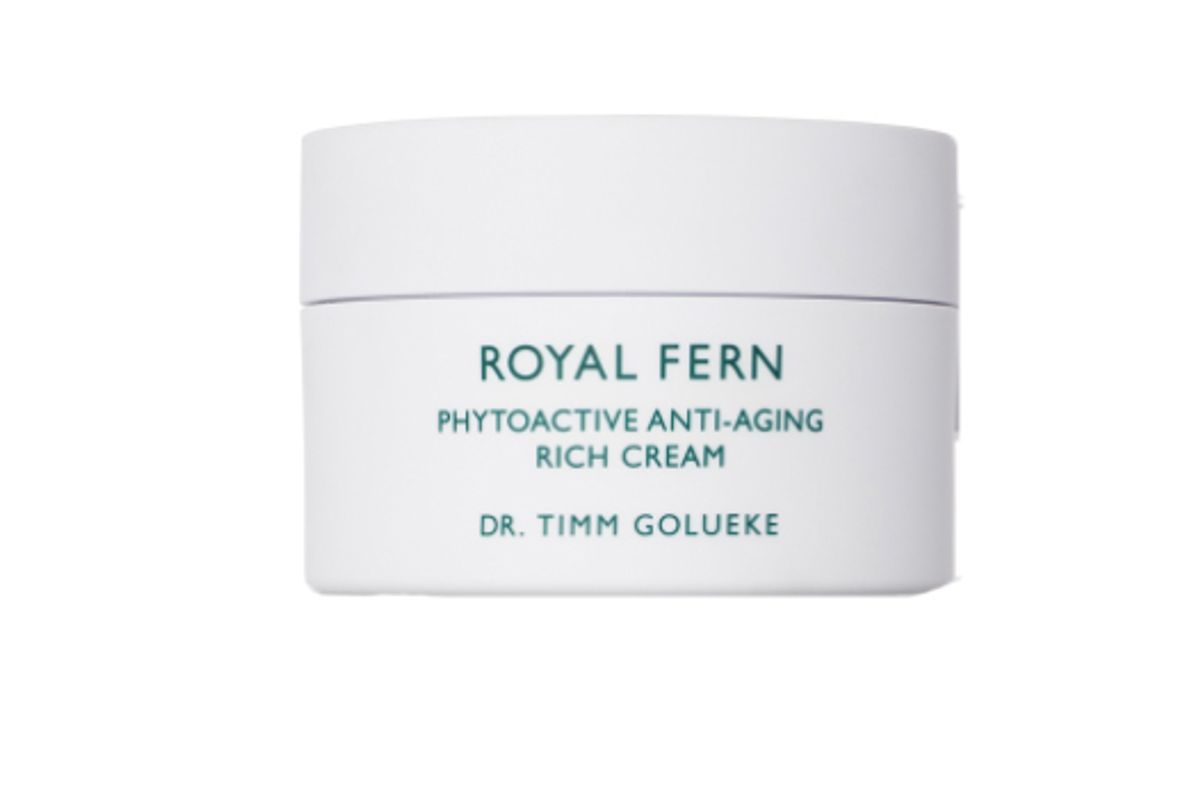violet grey phytoactive anti aging rich cream