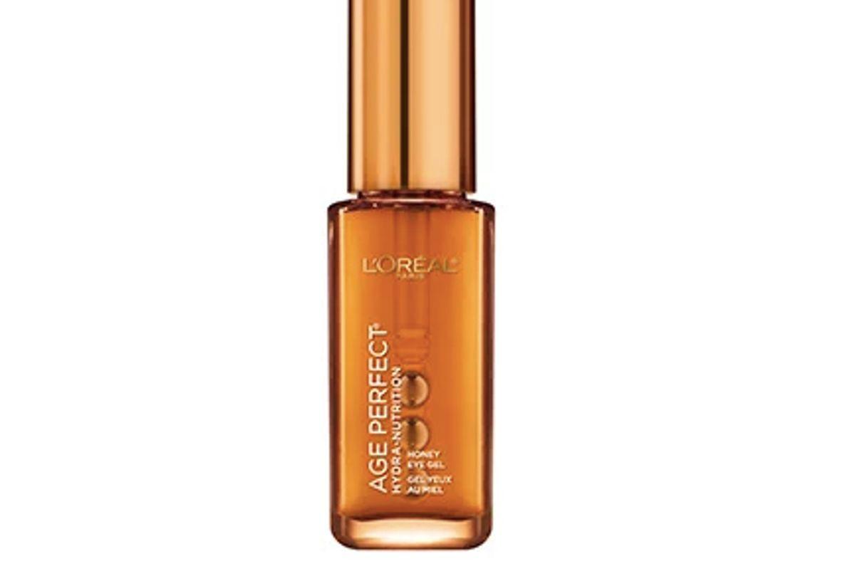 loreal age perfect hydra nutrition manuka honey eye gel
