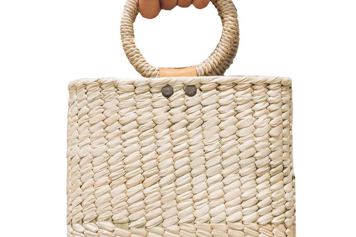 soludos merida basket bag