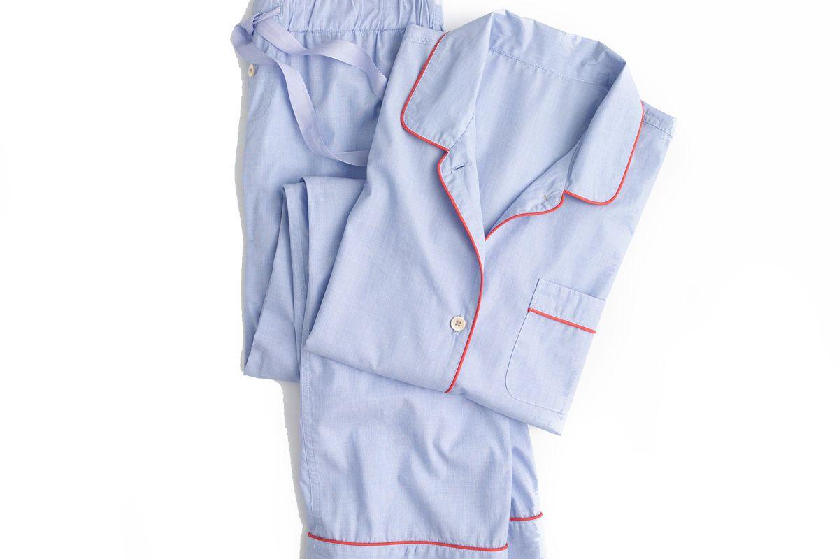 Tipped Vintage Pajama Set