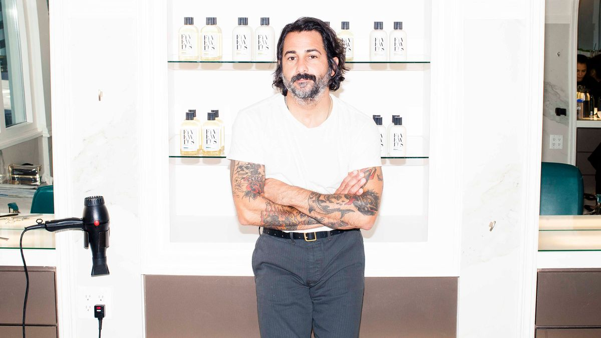 Why the Cool Kids Get Their Hair Cut by Blackstones' Joey Silvestera