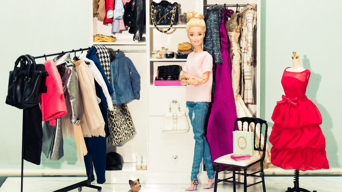 We Raided Barbie's Closet (Yes, *That* Barbie), and It Was Even Better Than We Dreamed