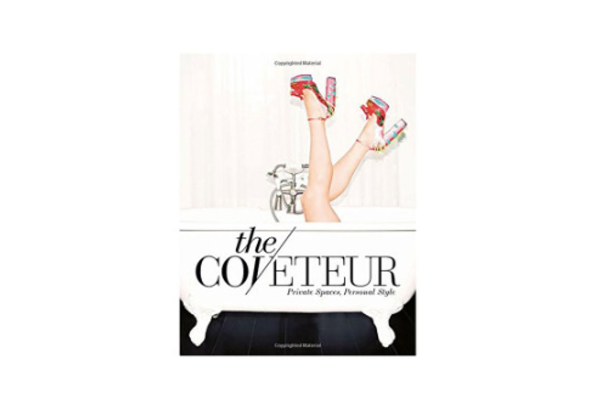 coveteur book private spaces personal style
