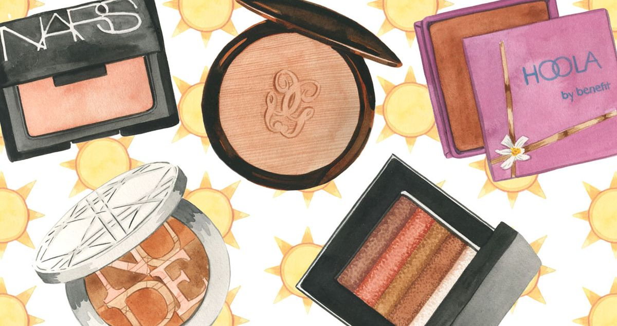 How to Wear Bronzer