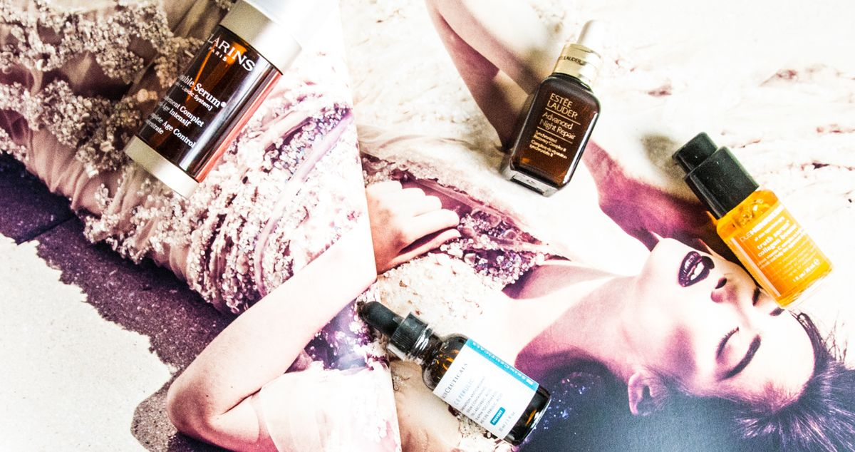 Why You Need to Add a Facial Serum To Your Routine