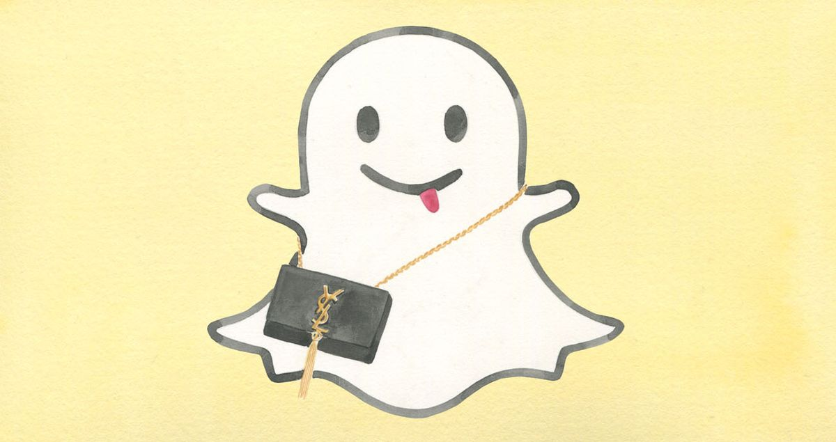 Here's How to Snapchat