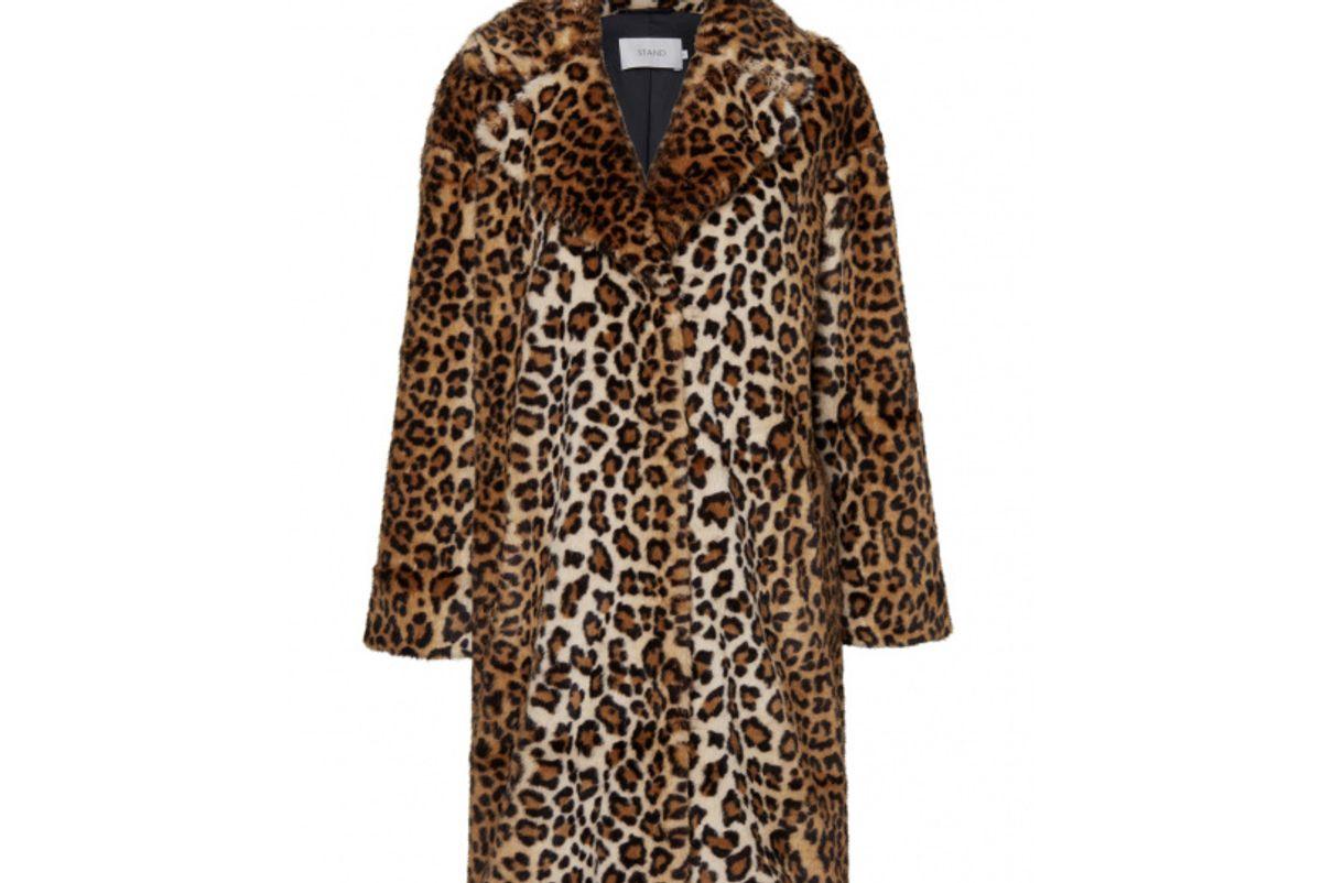 camille coocon coat leo