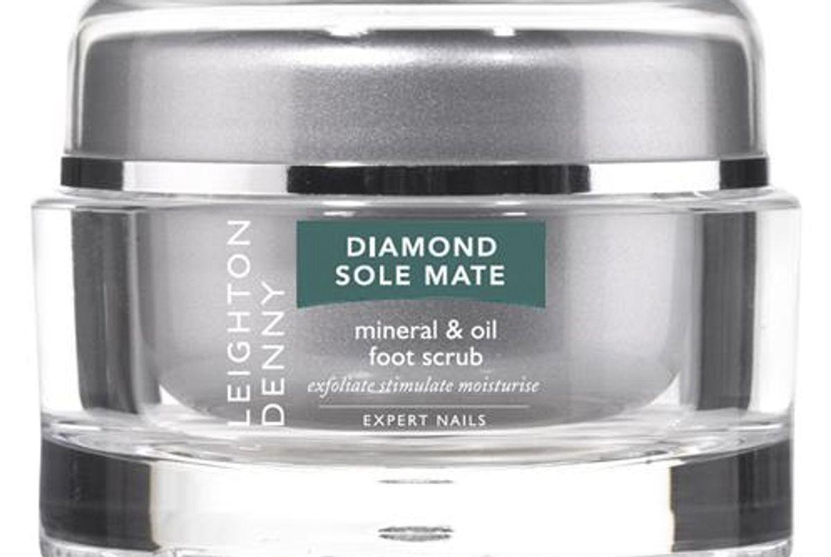 Diamond Sole Mate Mineral and Oil Foot Scrub