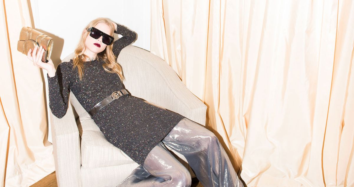 How to Wear Velvet This Fall