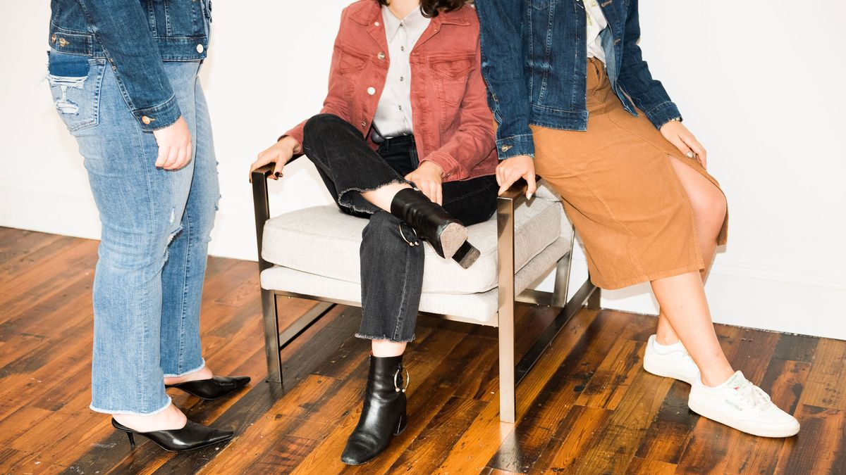 how to wear denim every holiday occasion