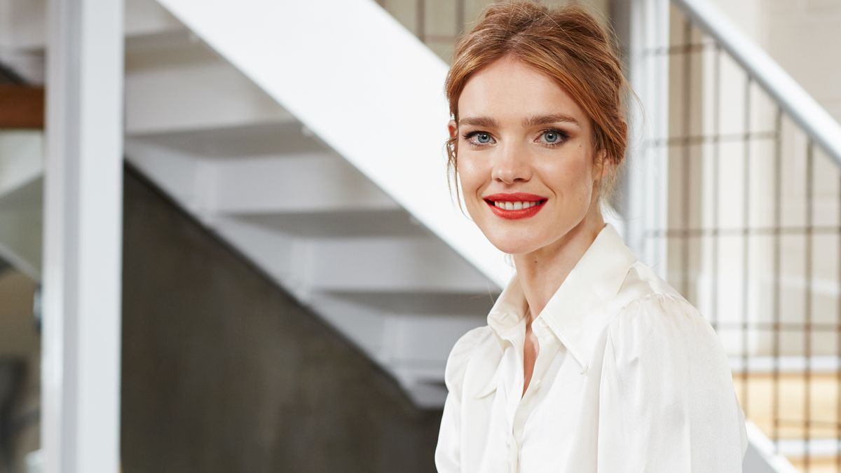 Natalia Vodianova Wants to Talk about Your Period