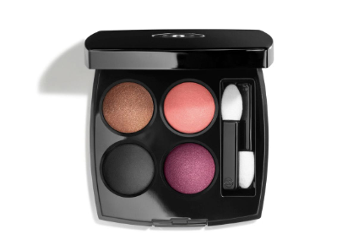 les 4 ombres multi effect quadra eyeshadow
