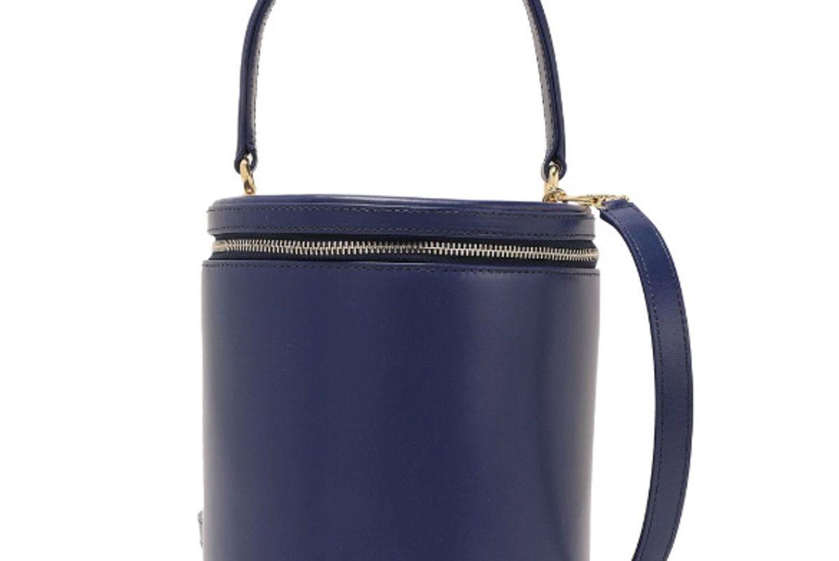 staud vitti leather bucket bag