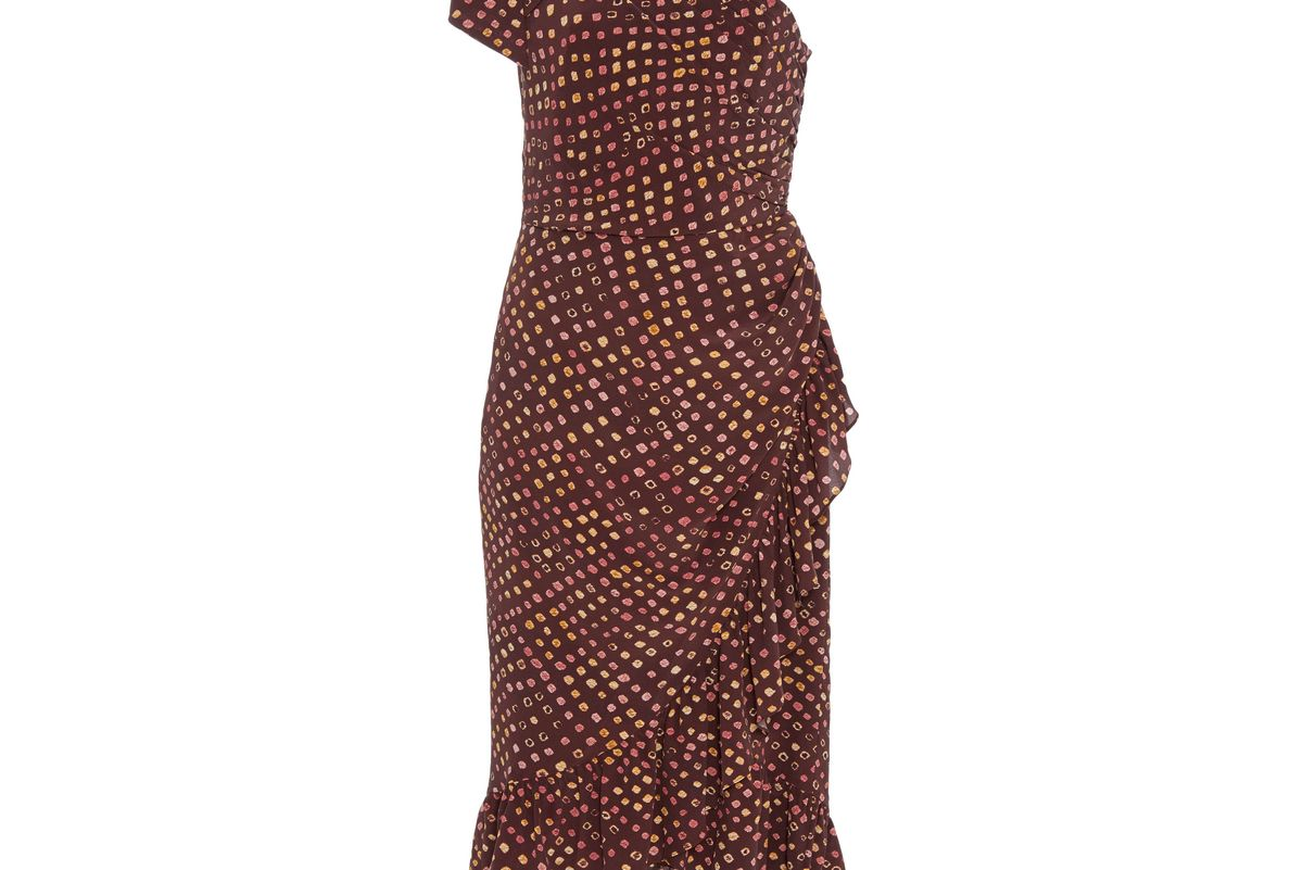 Imogen Asymmetric Dress