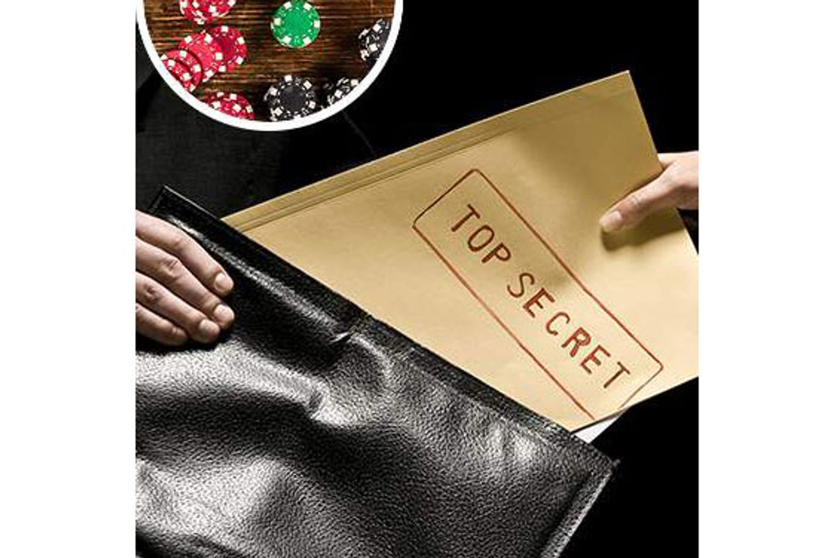 neiman marcus secret agent fantasy gift