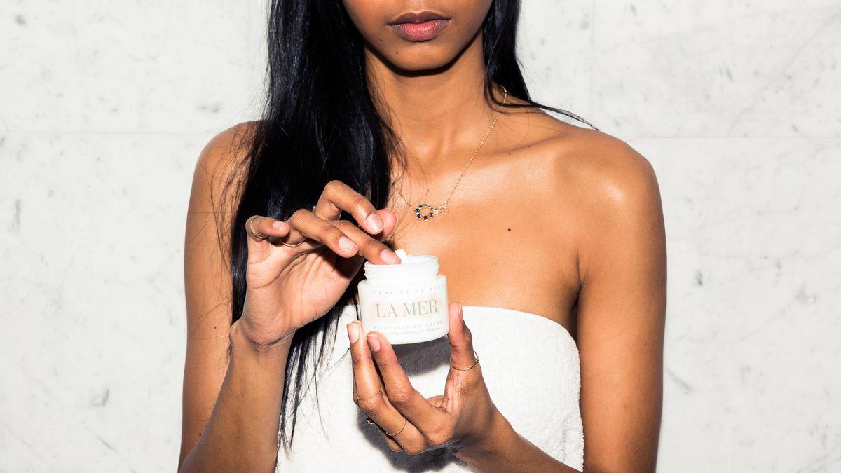 skin-care product correct amount