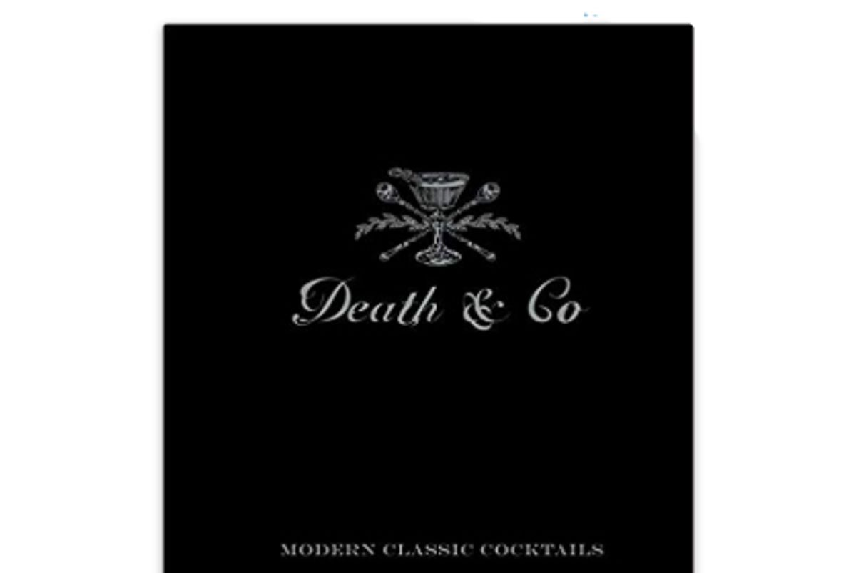 death co modern classic cocktails