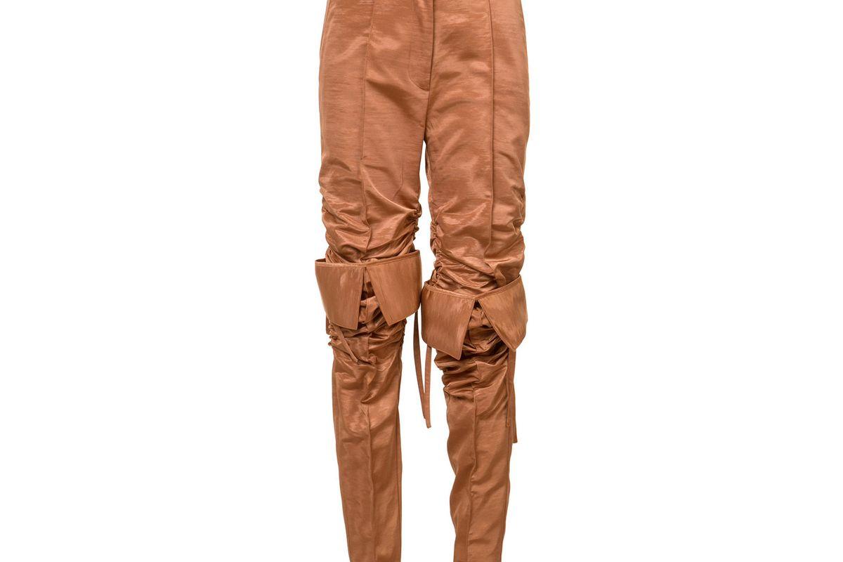 High-waisted Track Pants