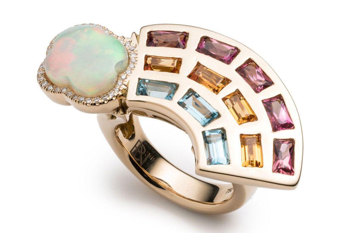 brent neale rainbow ring