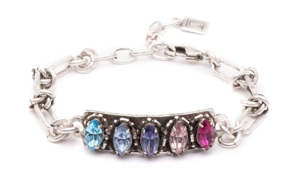 dannijo linsala multi bracelet