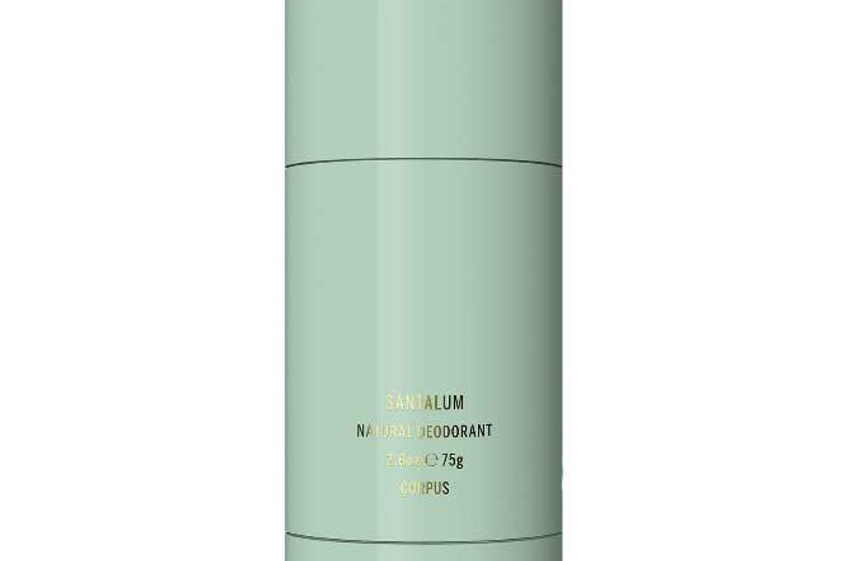 corpus santalum natural deodorant