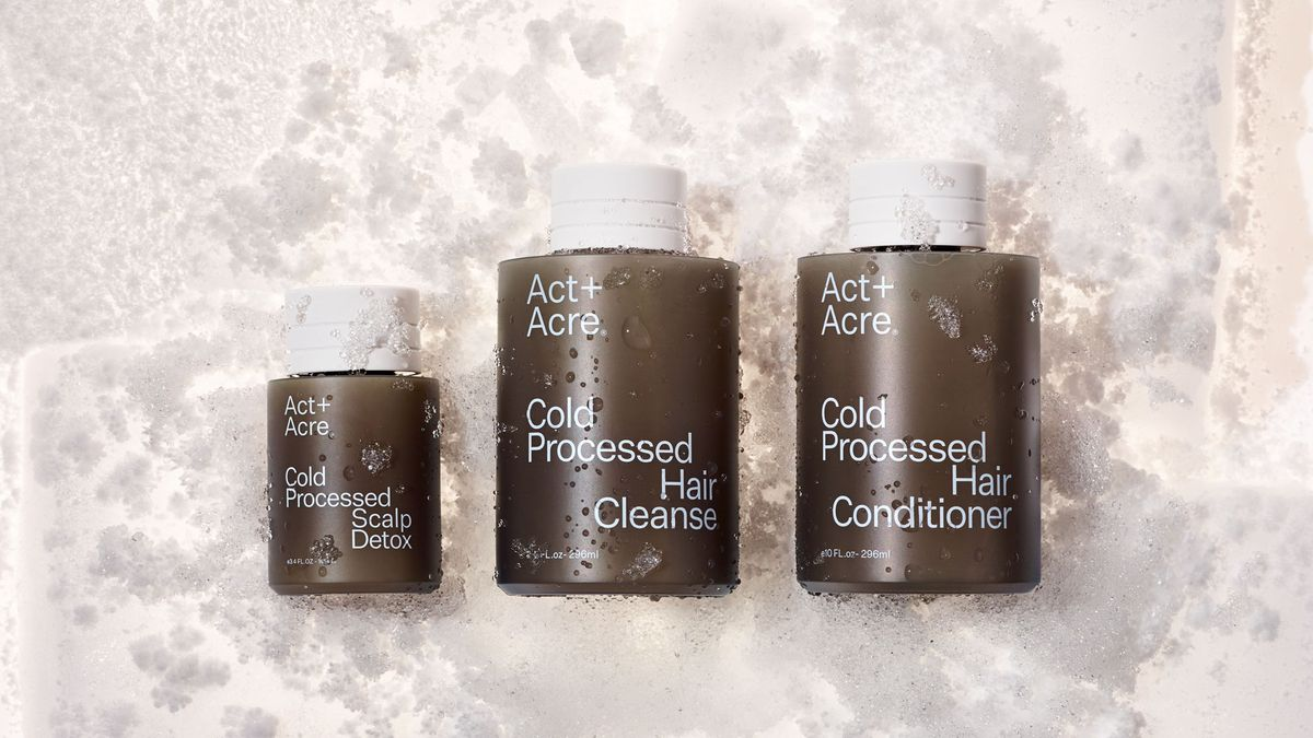 act acre natural hair care line