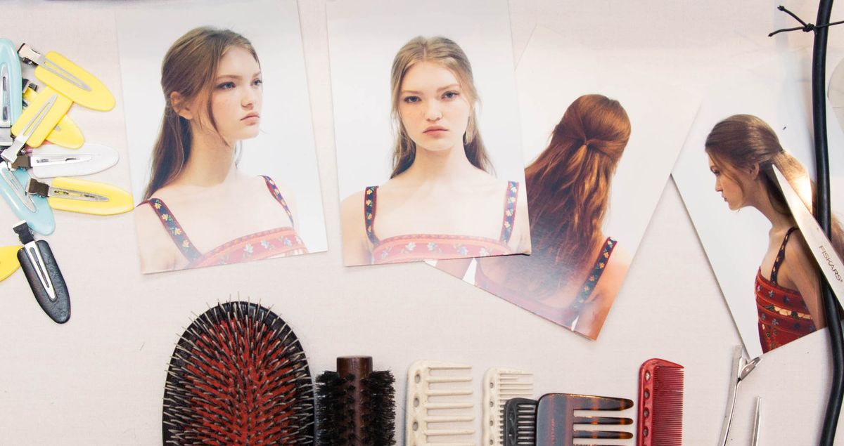 Why this Ultra-Insider Hairstylist Still Loves Fashion Week