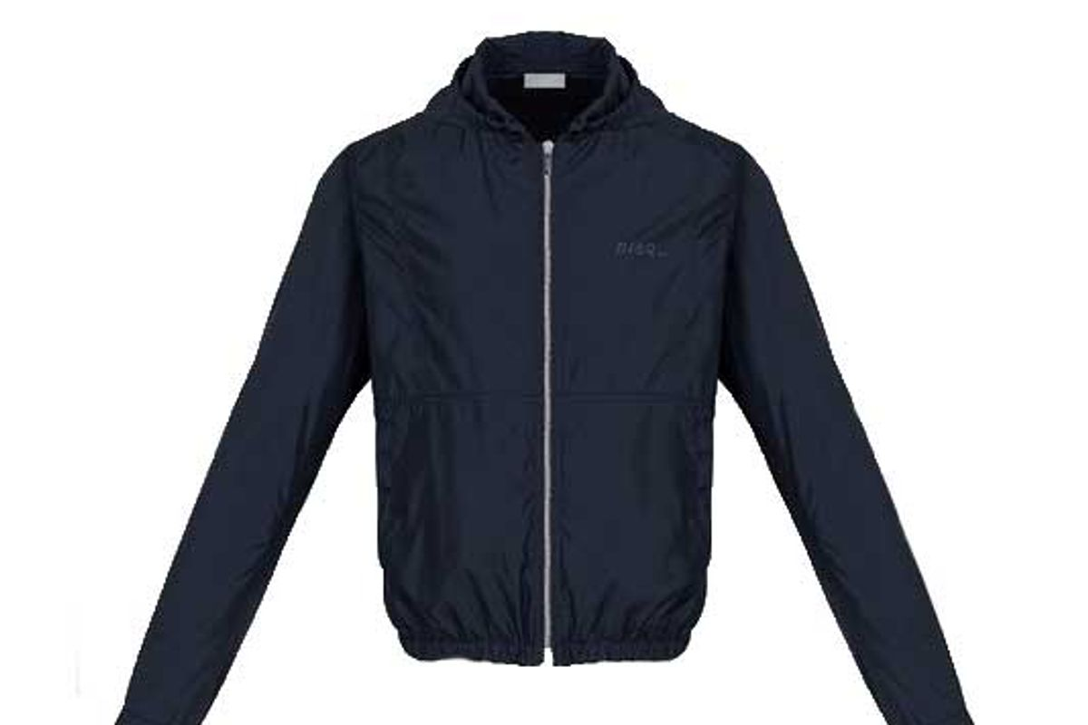 dior nylon jacket dior x kaws