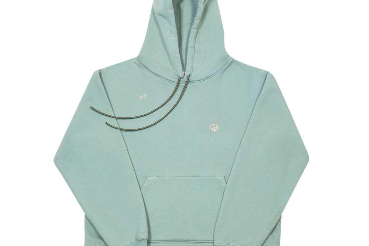 mad happy pistachio hoodie