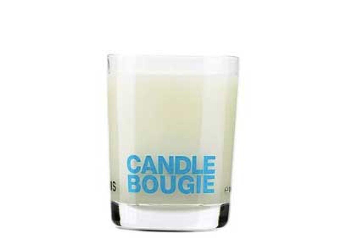 comme des garcons 2 bougie candle