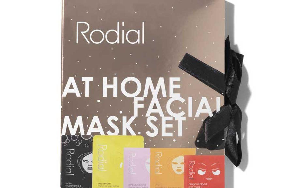 rodial at home facial set