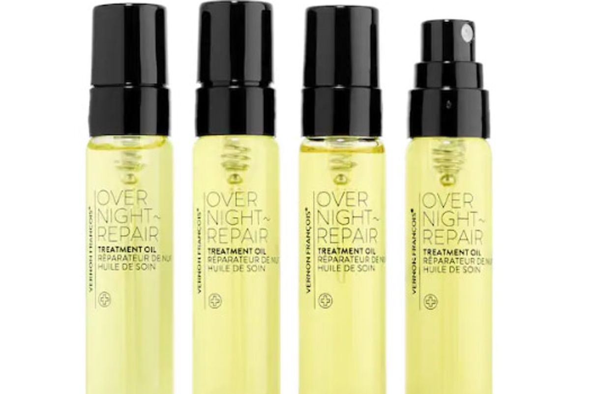 vernon francois overnight repair treatment oils